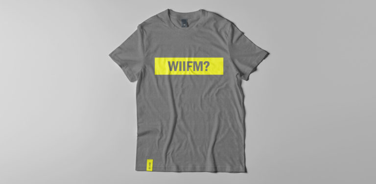 Content with context - WIIFM?