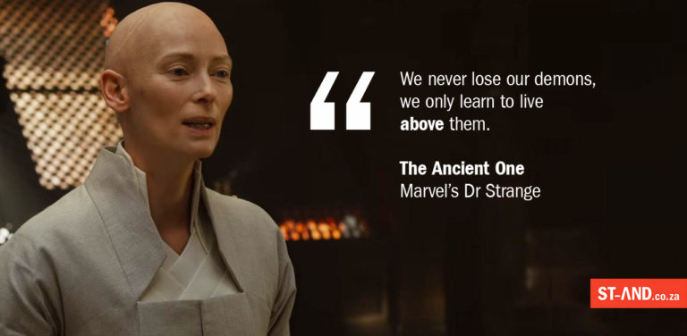 Dr Strange Quotation