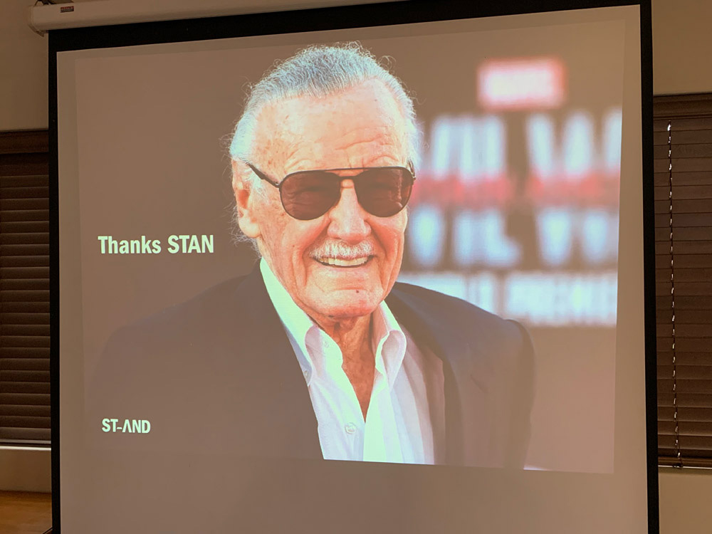 Thanks Stan!